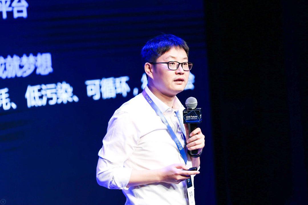 传化集团信息技术部总经理&传化智联总裁助理 汤俊峰